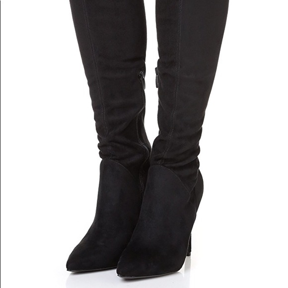 29ea951d705 Kendall   Kylie Shoes - Kendall + Kylie Ayla Thigh High Boots